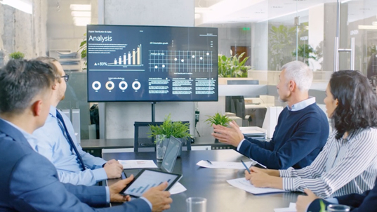 Oracle: Sales Central Presentation Builder