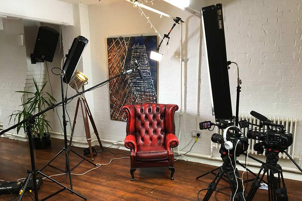 Charity video company Bristol