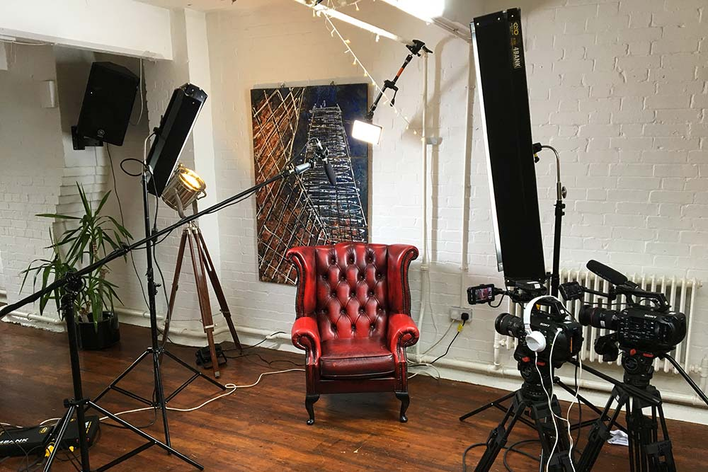Charity Video Company London
